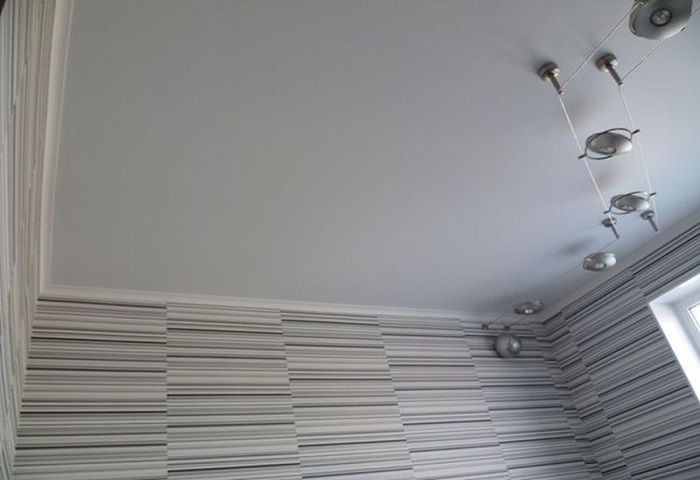 Матовый потолок СПб
