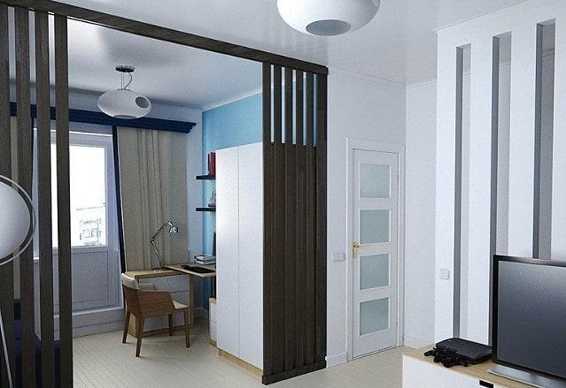 Белые сатиновые натяжные потолки в квартире