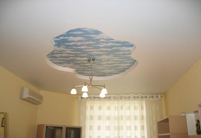 Натяжные потолки в Московском районе СПб