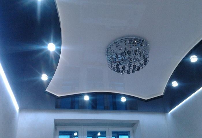Ремонт потолка в Пушкинском районе СПБ