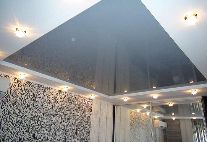 Натяжные потолки в Кировском районе СПб