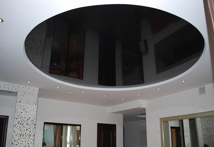 Натяжные потолки для офиса СПб