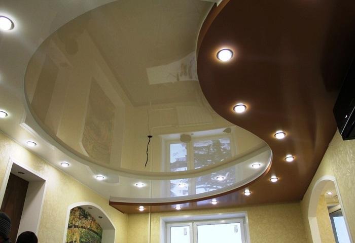 Ремонт потолков в Центральном районе СПб