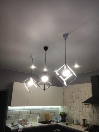 Новые потолки - новых проектов