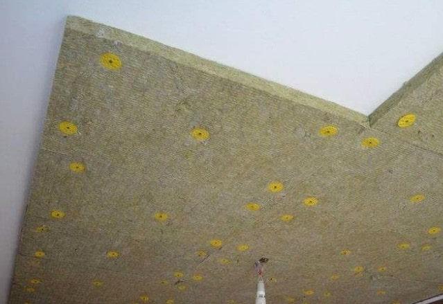 Звукопоглощающие базальтовые плиты